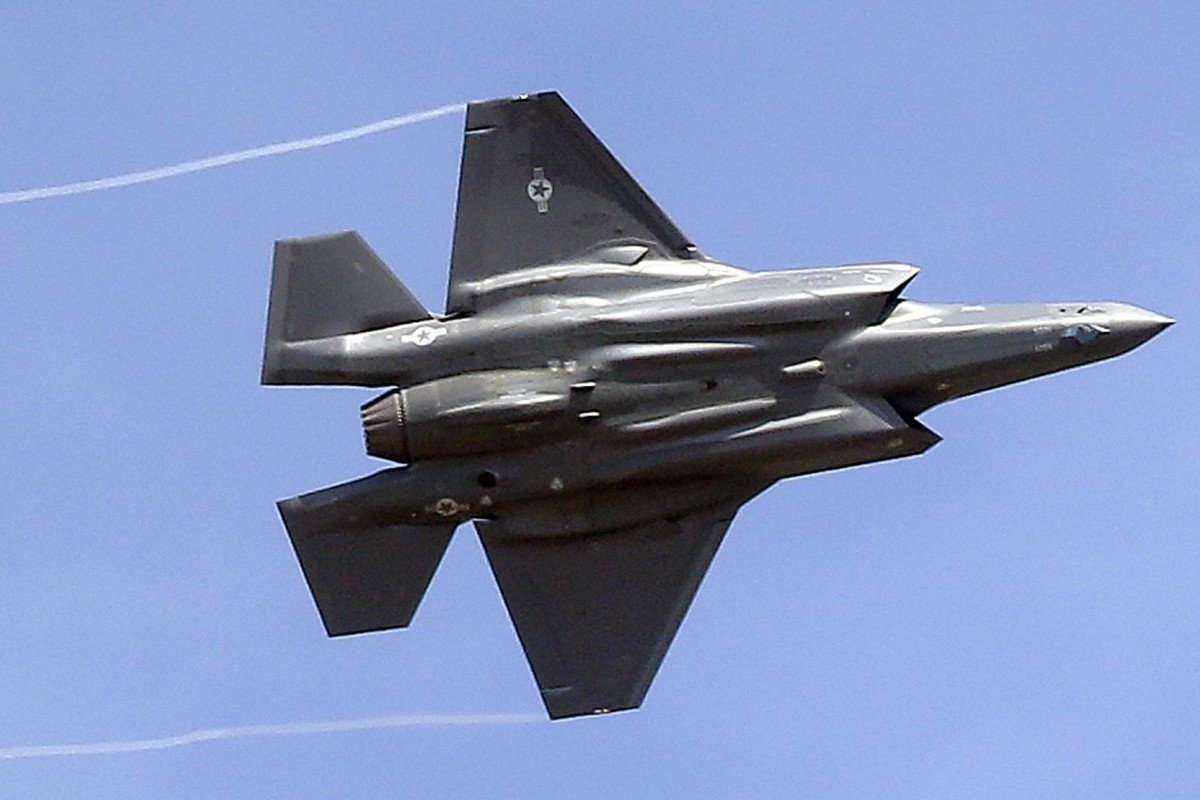 Stealth aircraft like the US F-35 are less well protected against high-frequency surface wave radars. Photo: AP