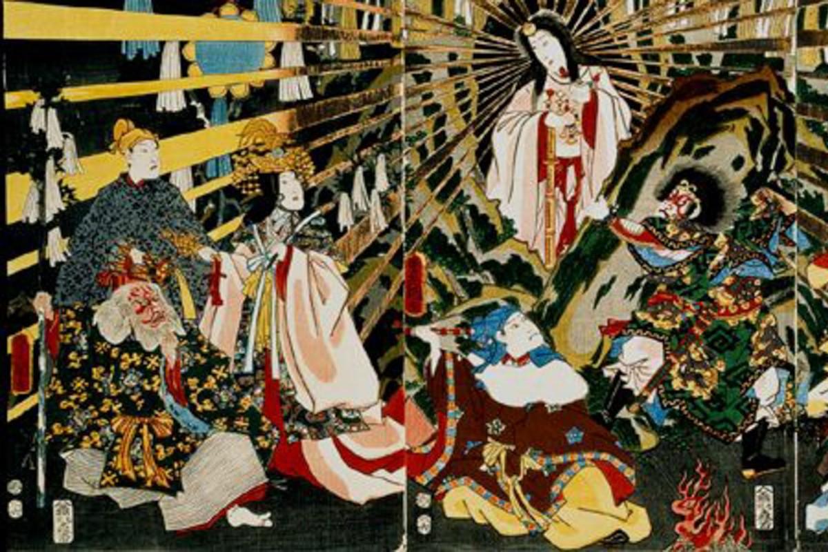 How goddess myth gave divine justification to imperial elites