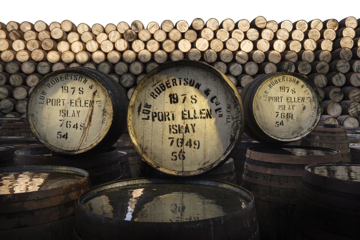 How record prices for a rare Scotch whisky sparked a 'liquid