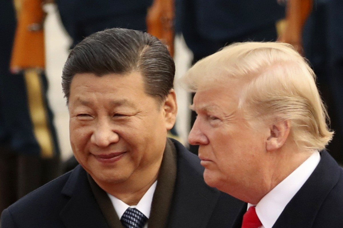 Hong Kong protest row could give Donald Trump another card to play against China – but will he use it?
