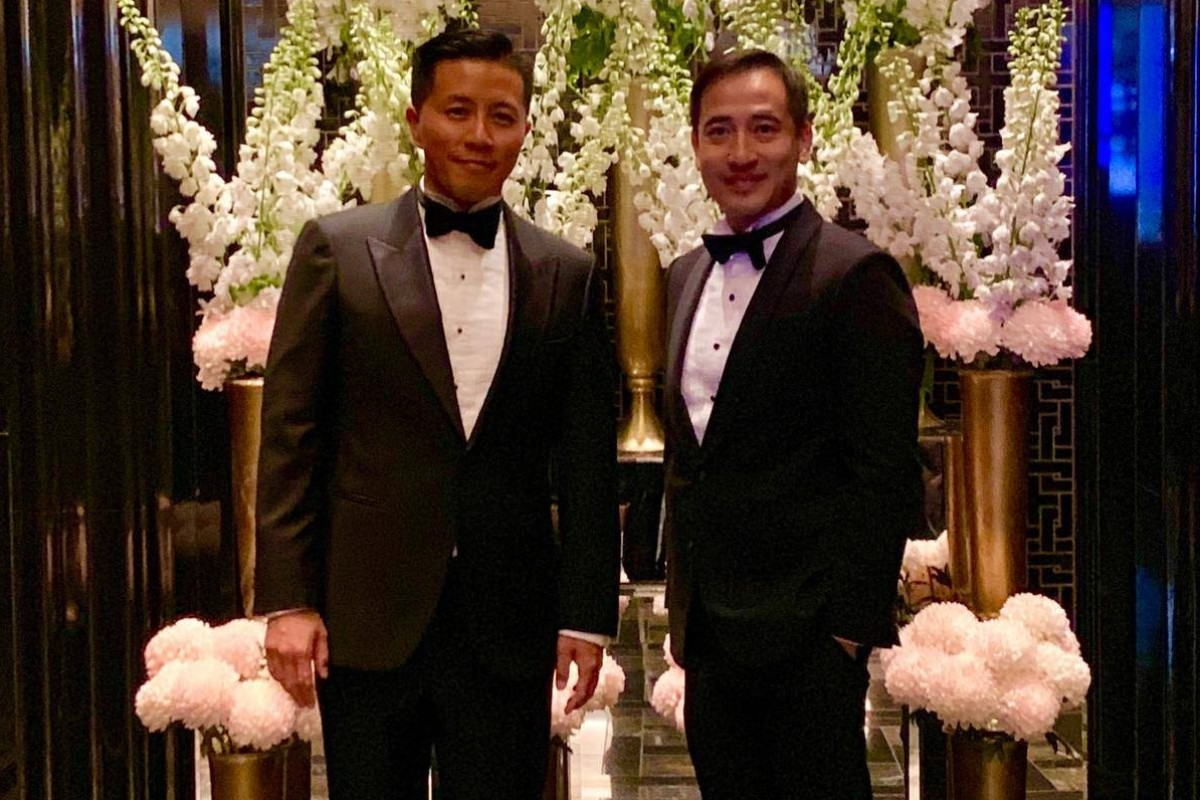 Gay weddings: style tips on what to wear on that special day for hims and hers