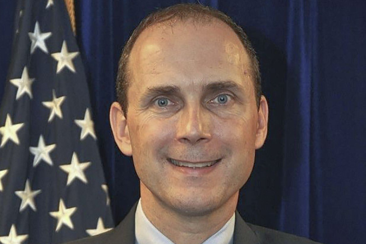 Image result for us consul general hong kong