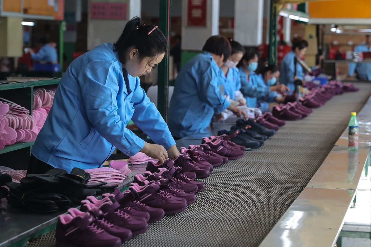 Indonesia benefiting as China's shoemakers shift production