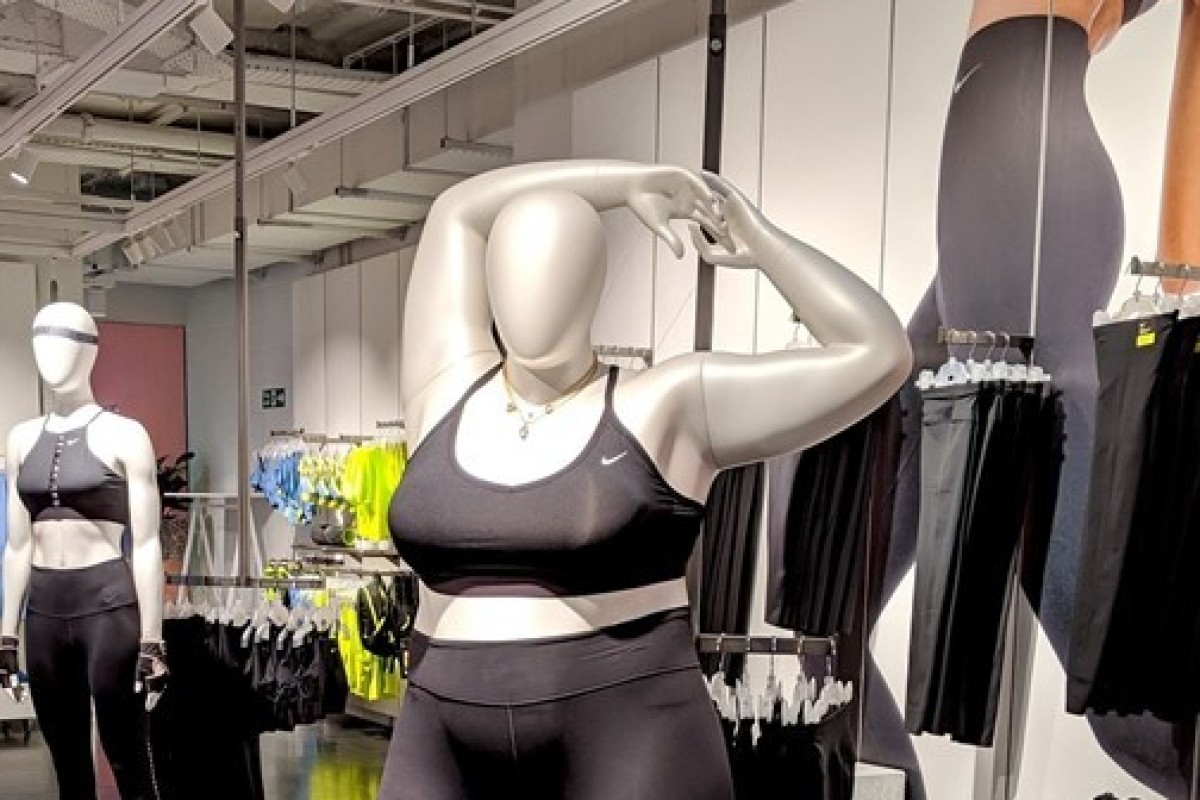 Plus Size Nike Mannequins Recognition Of Reality Or Obesity Promoters Critics Stir Up Debate On Social Media South China Morning Post