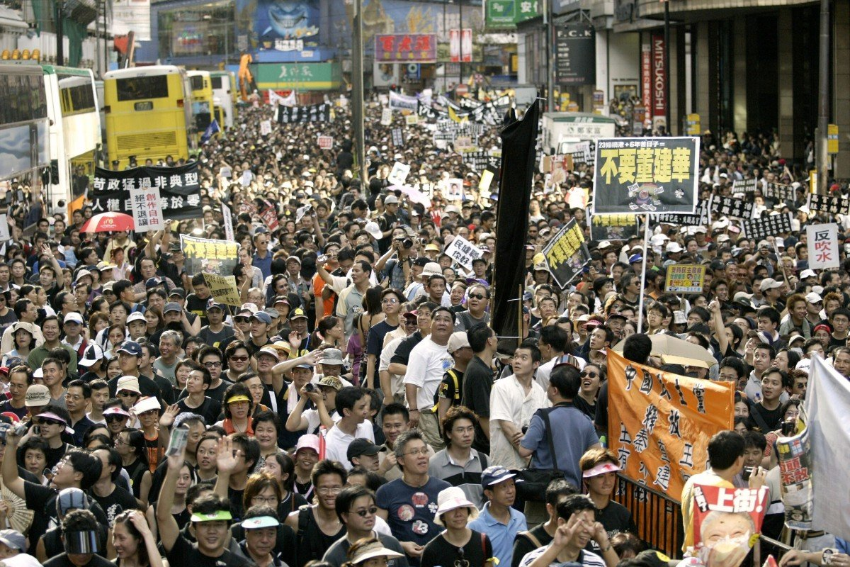 Suspend versus withdraw: How is the passage of Hong Kong