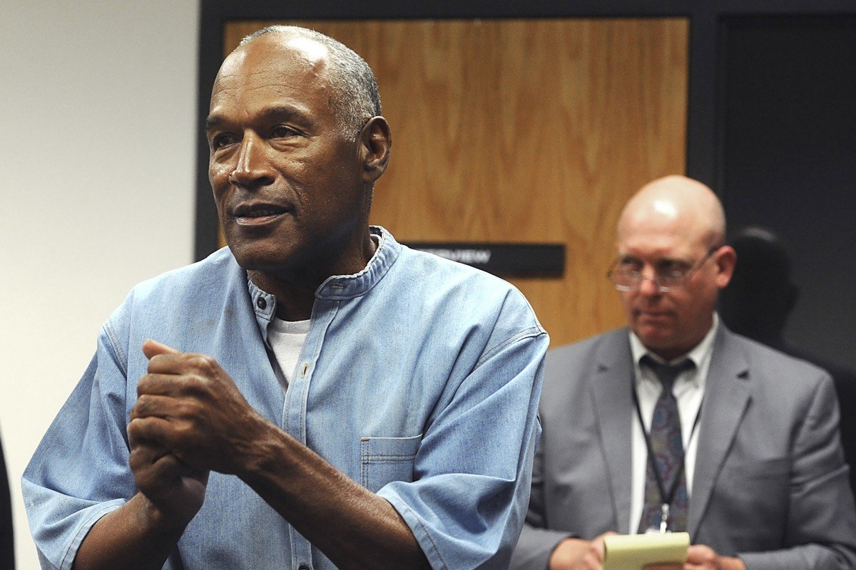 25 years after grisly murders, O J  Simpson turns to Twitter