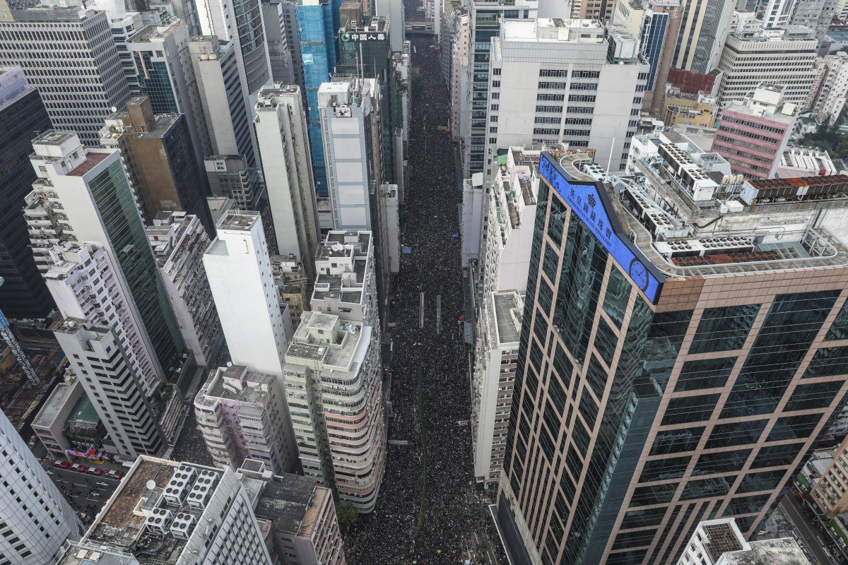 Hong Kong's extradition turmoil won't dampen the property market