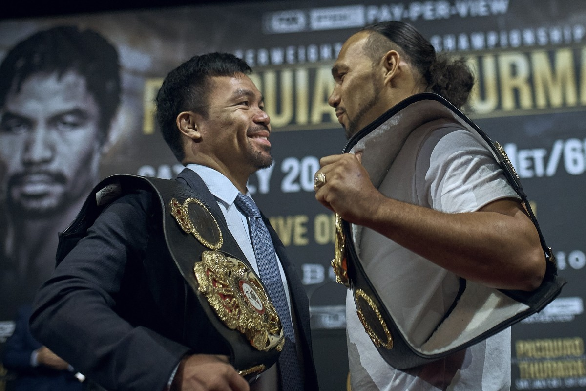 Manny Pacquiao allays fears he might suffer brain damage as he