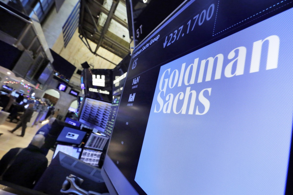 Goldman to merge four units to create a larger entity to