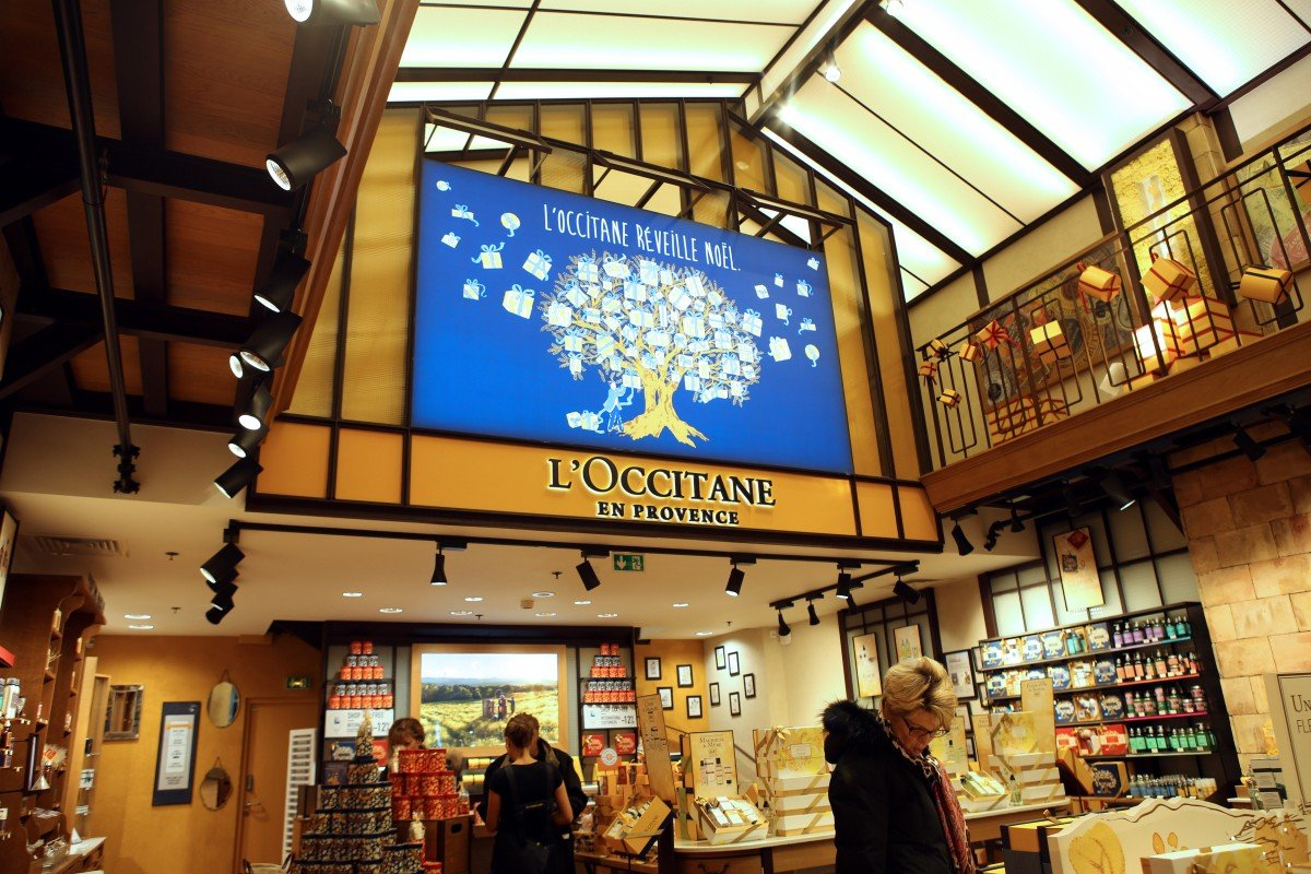 French cosmetics maker L'Occitane's profit beats expectations as
