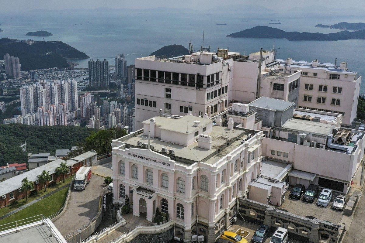 Woman who suffered life-threatening condition after childbirth at Hong Kong hospital says doctors dismissed...