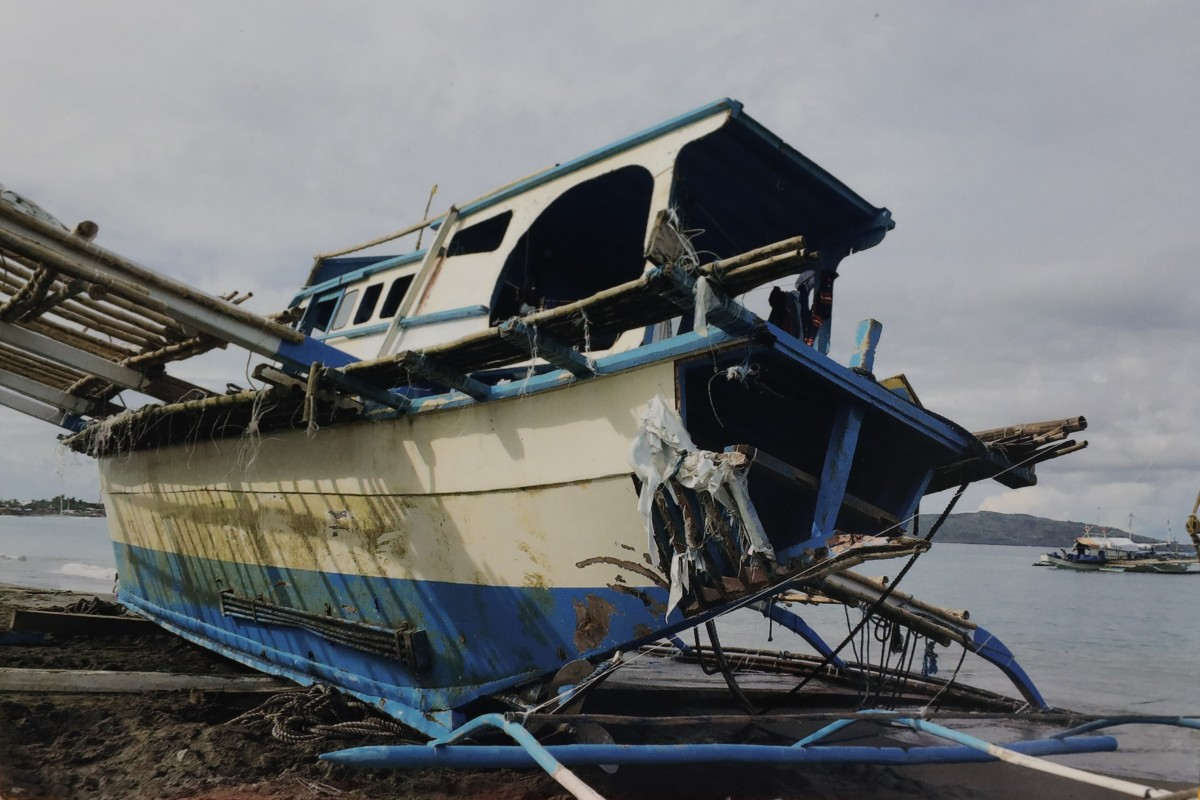Philippine fishing boat's sinking in South China Sea was 'just a