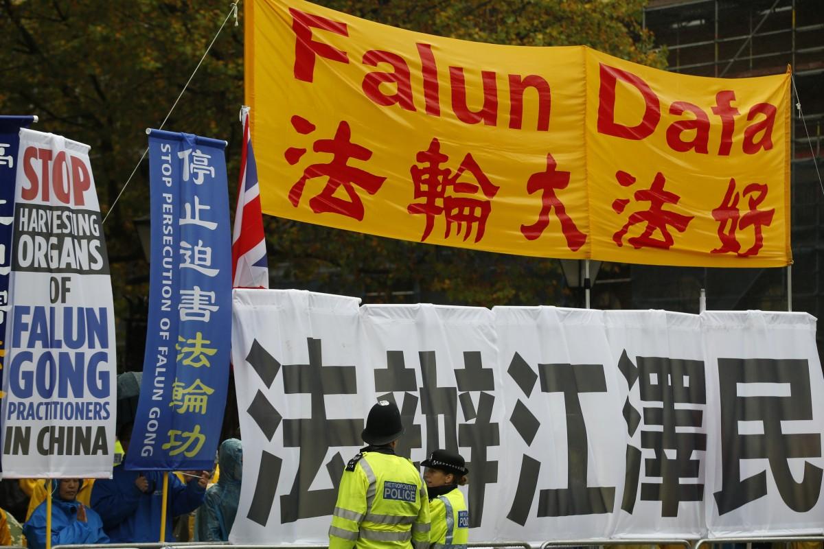 Beijing is harvesting organs from Falun Gong members who