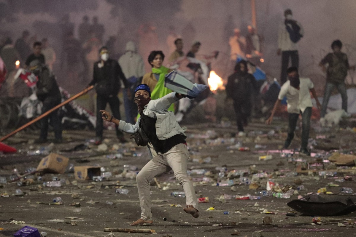 Is Indonesian democracy doomed to repeat a cycle of violence?