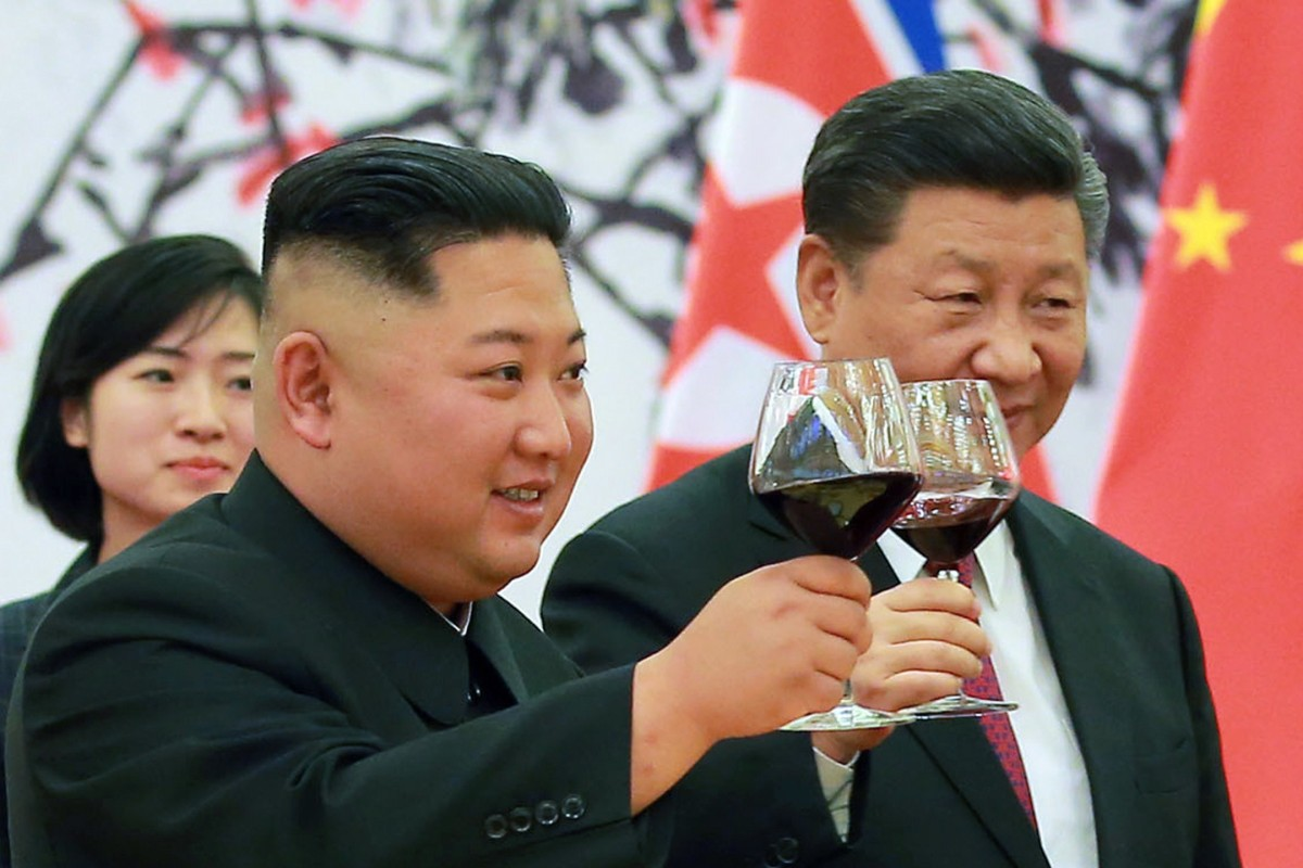 "Chinese President Xi Jinping says China will continue to ""firmly support"" North Korean leader Kim Jong-un. Photo: AP"