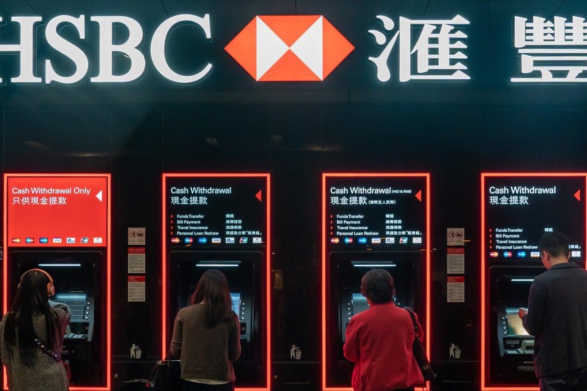 HSBC's scrapping of minimum balance fee for Hong Kong clients may