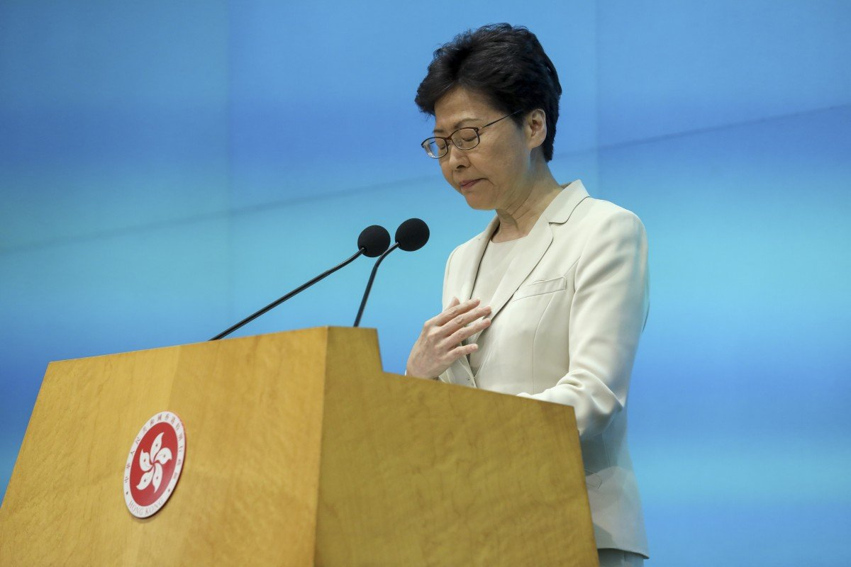Extradition bill fiasco exposes Carrie Lam's disconnection with Hong