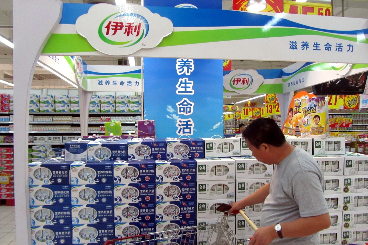 0175b6a922d China's Yili and Mengniu spar over sponsorship status for 2022 ...