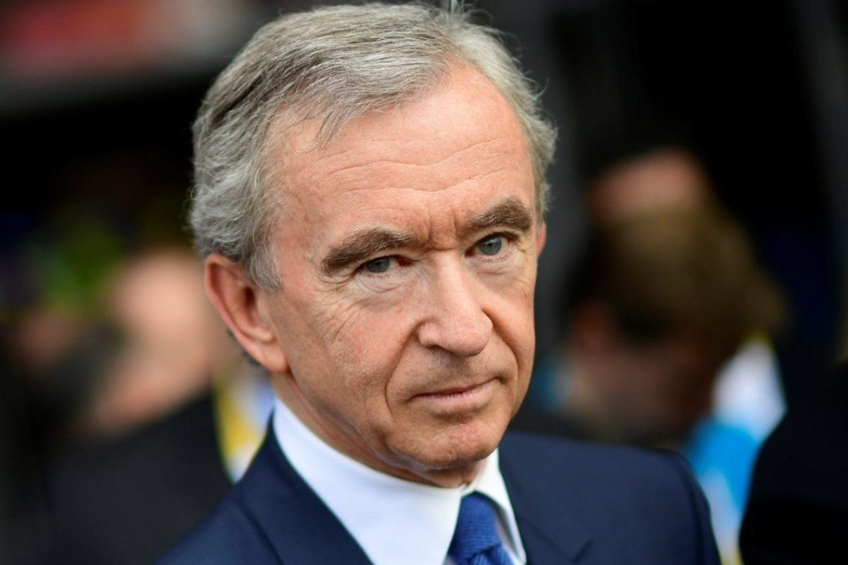 What does LVMH boss Bernard Arnault now have in common with