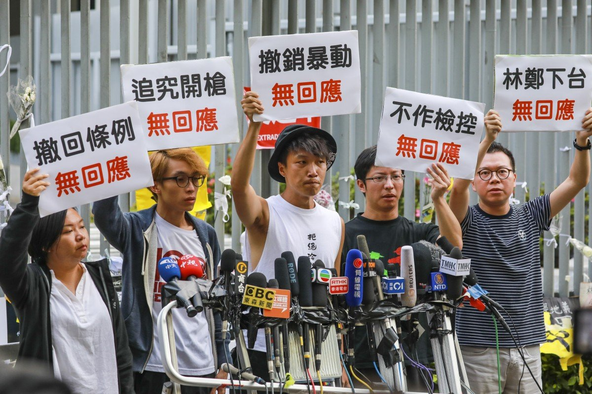 Hong Kong Officials Bid To Ease Tensions In City As Students