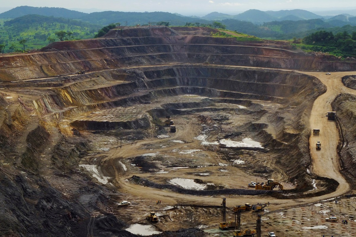 Congo sends in troops to guard Chinese-owned copper mine