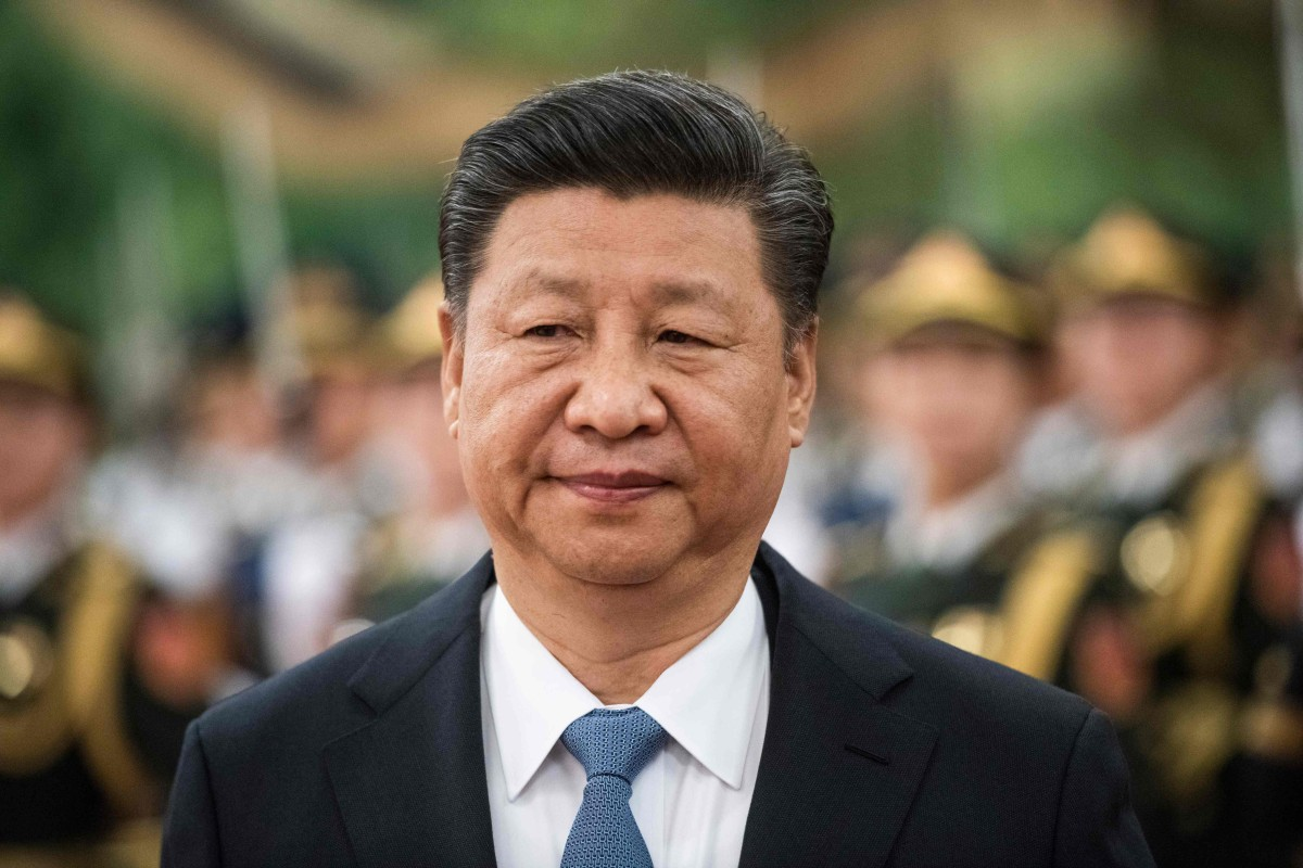 China has confirmed that President Xi Jinping will travel to japan this week. Photo: AFP
