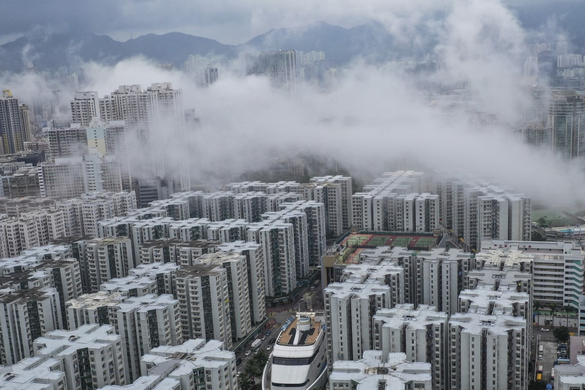 Hong Kong's home prices are so scary, people will live with
