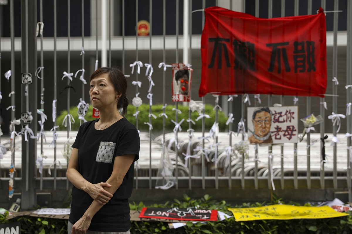 Hong Kong S Christians Attend Extradition Bill Protests In