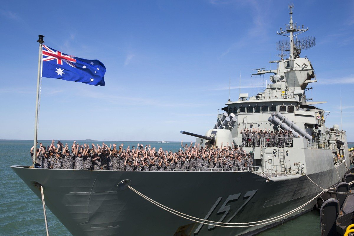 Australia planning new port in northern coast for use by US Marines amid China's growing presence in...