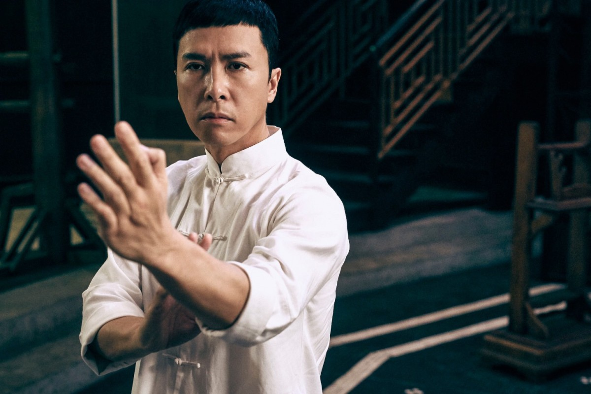 Donnie Yen shows off kung fu moves at 55 years old in training video ahead of Ip Man 4 release