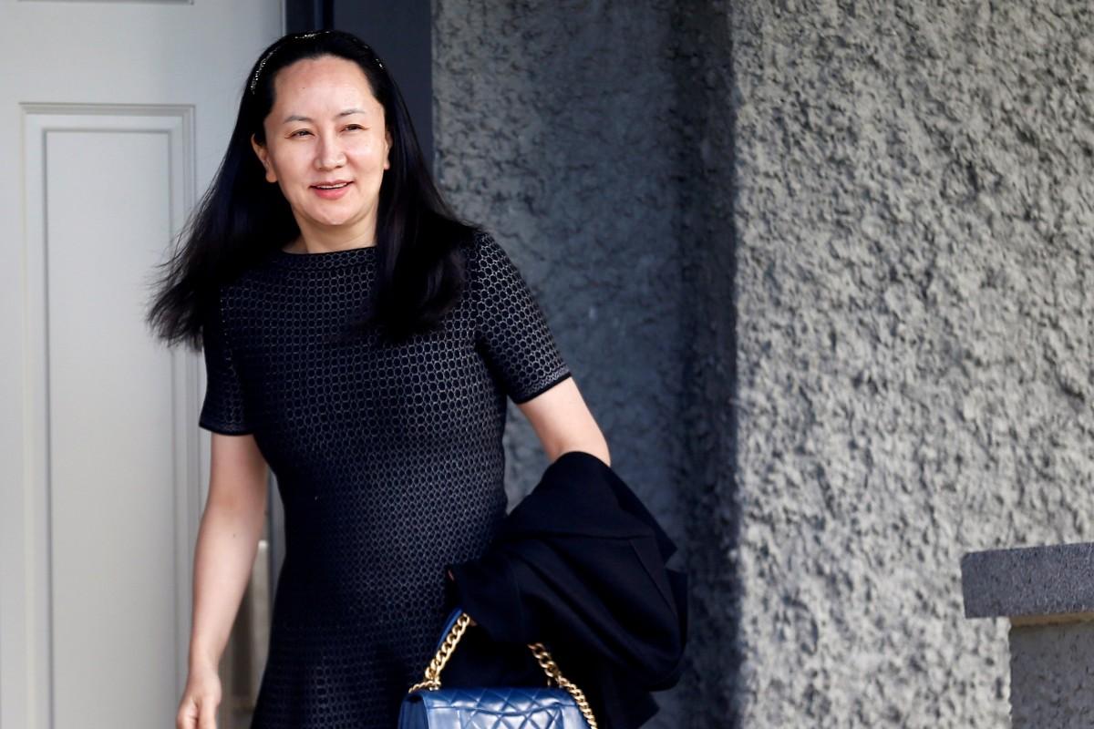 Huawei CFO Meng Wanzhou's lawyers urge Canada's justice