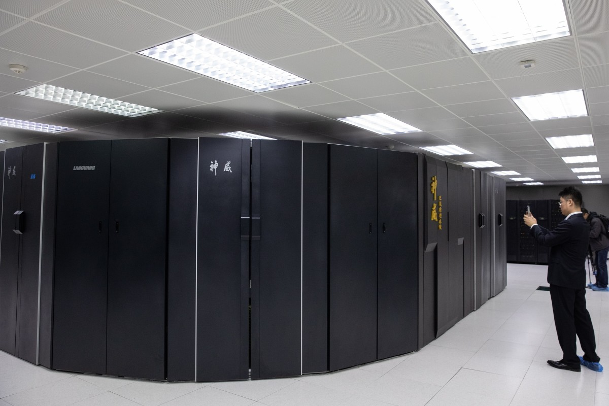 What you need to know about the Chinese supercomputer firms
