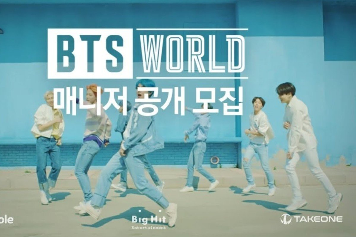 BTS World, first major game to focus on a K-pop group, finally