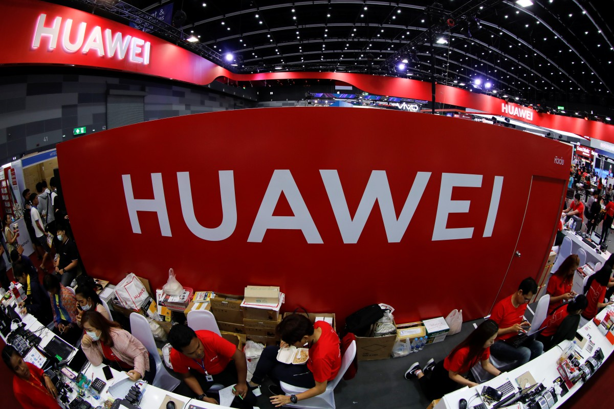 Huawei personnel worked with China's military on a variety
