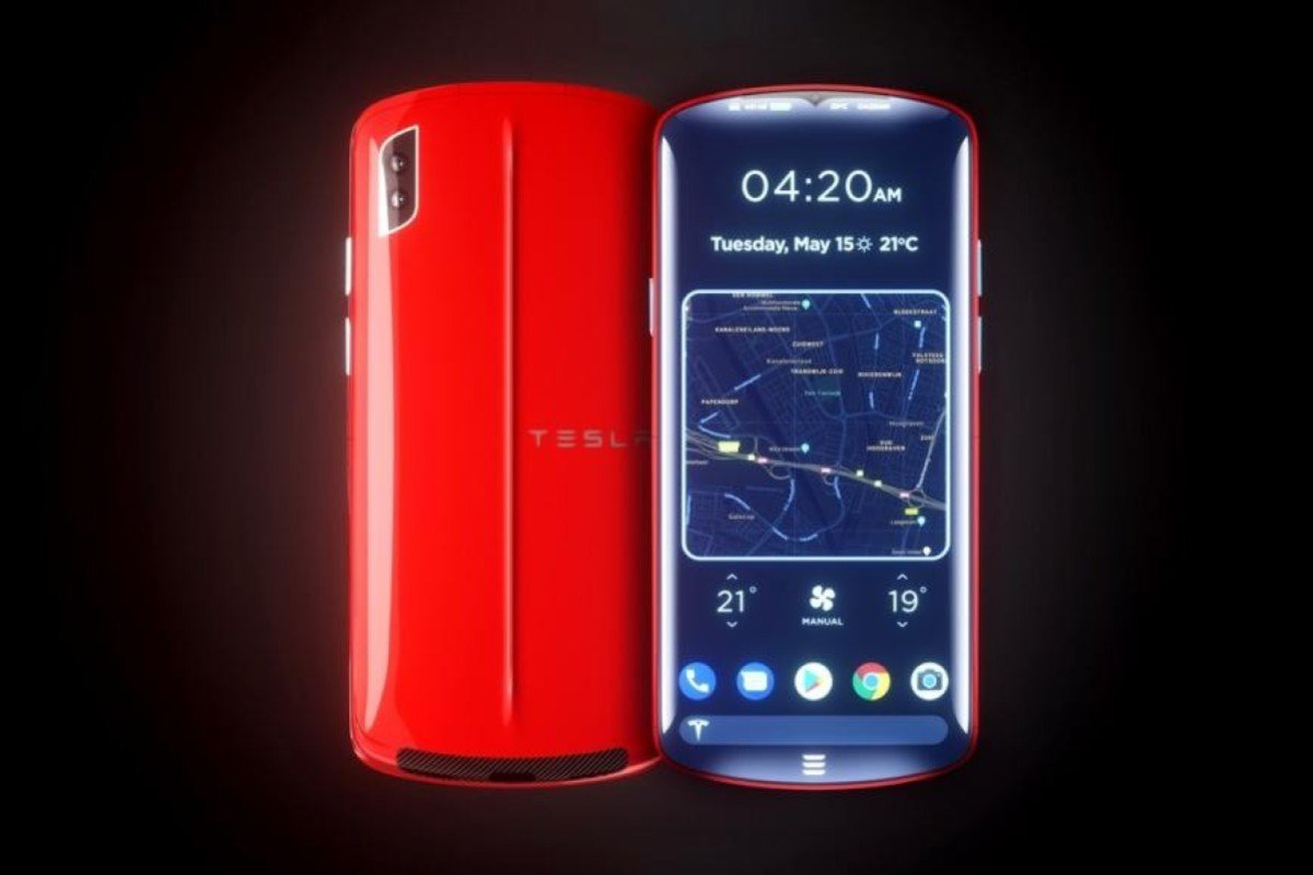 Tesla smartphone: What would an Elon Musk-inspired Model P