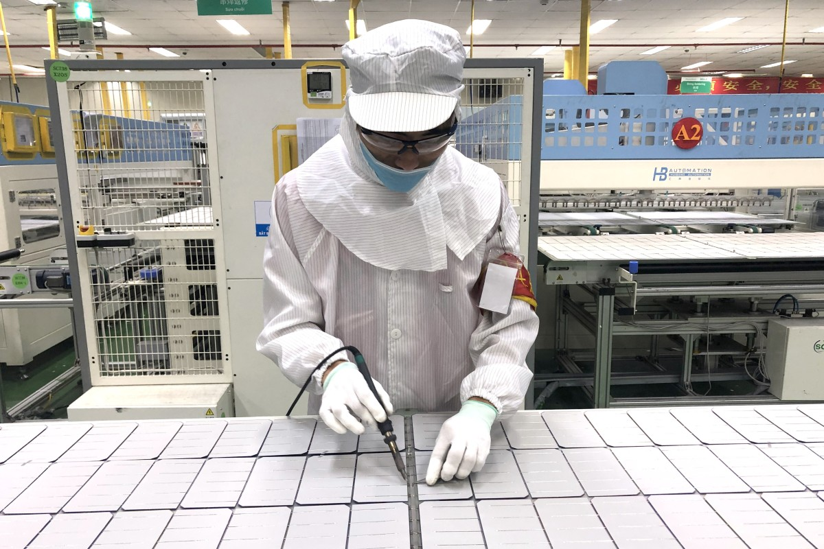 Vietnam company finding a silver lining to US-China trade