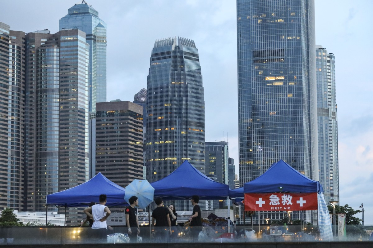 How the extradition bill crisis threatens Hong Kong's