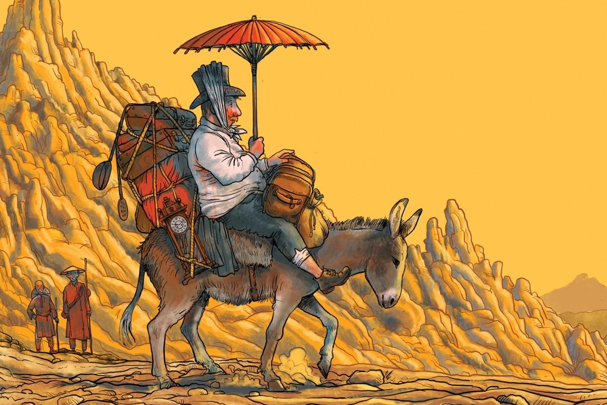Illustration by Adolfo Arranz