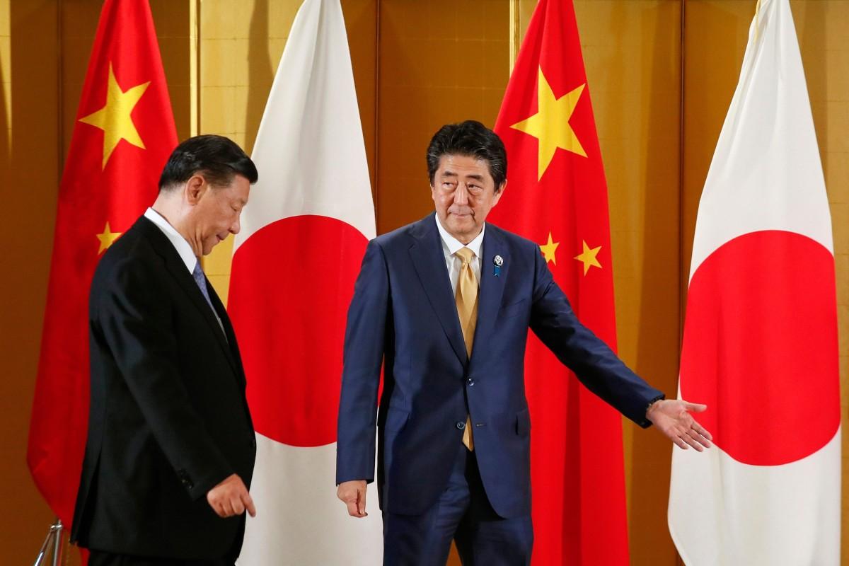 G20: activists call on world leaders in Osaka to press Xi Jinping on Hong Kong freedoms – and thank Shinzo...
