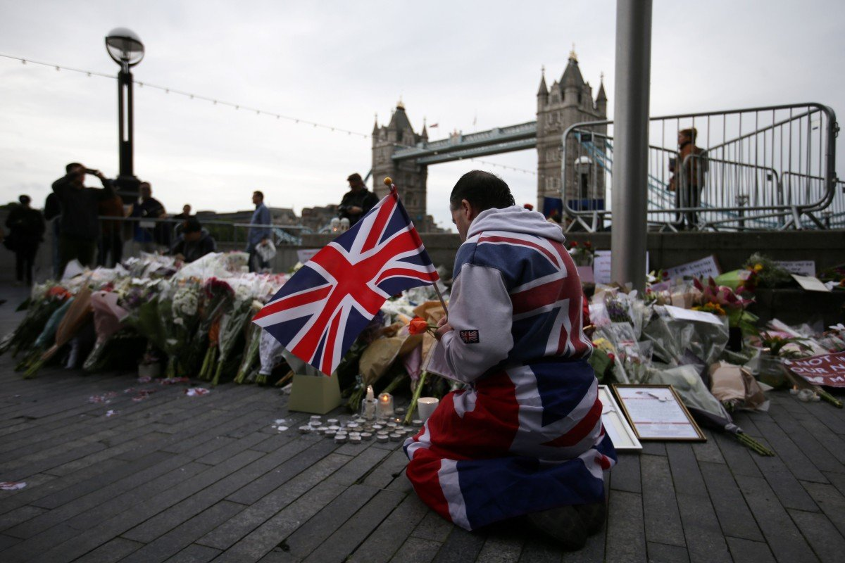London Terrorist Attack South China Morning Post