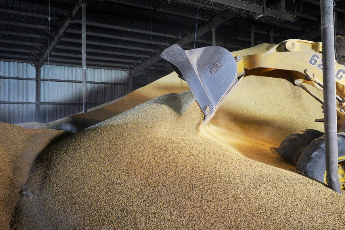 US Department of Agriculture reports surprise soybean deal with