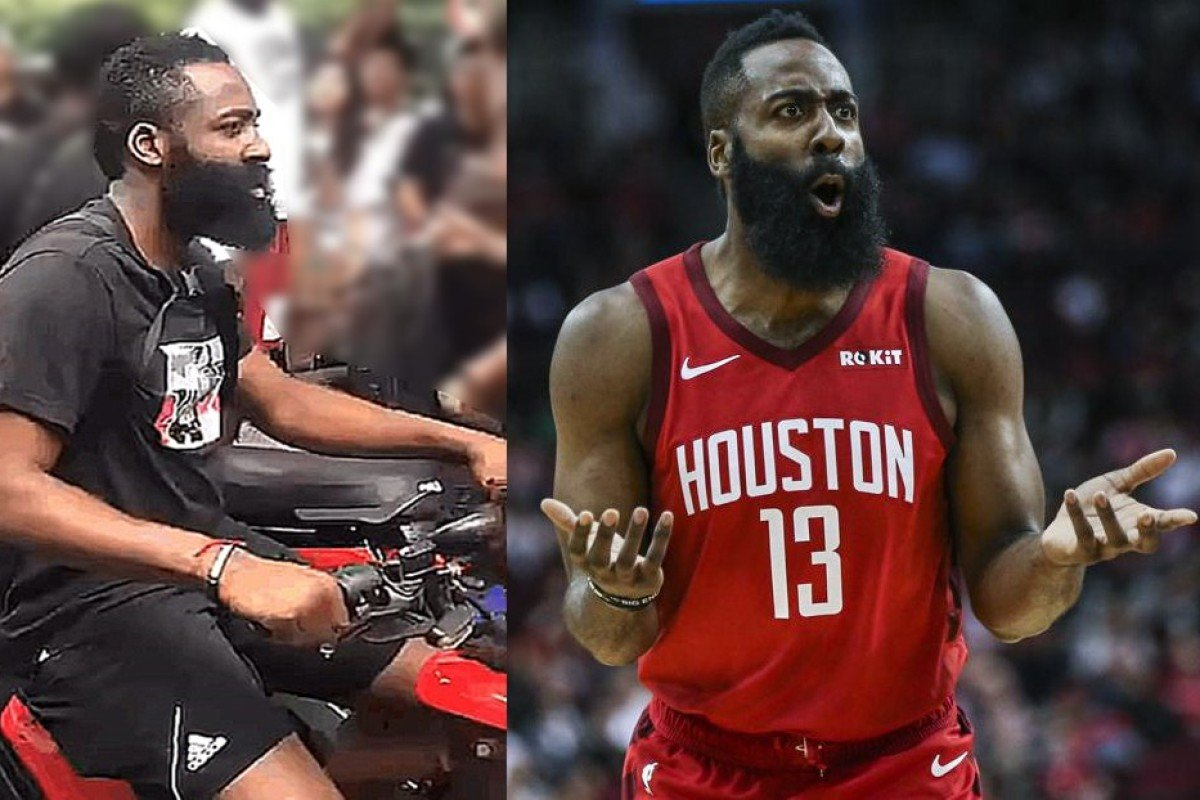 Houston Rockets superstar James Harden apologises for ...