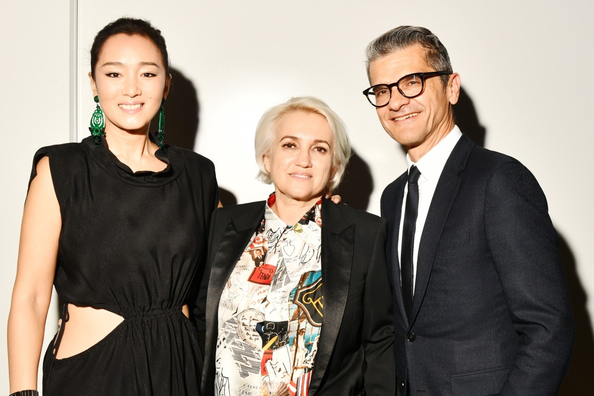 Gong Li Takes A Fashion Journey At Fendi S Rome In Shanghai Party South China Morning Post