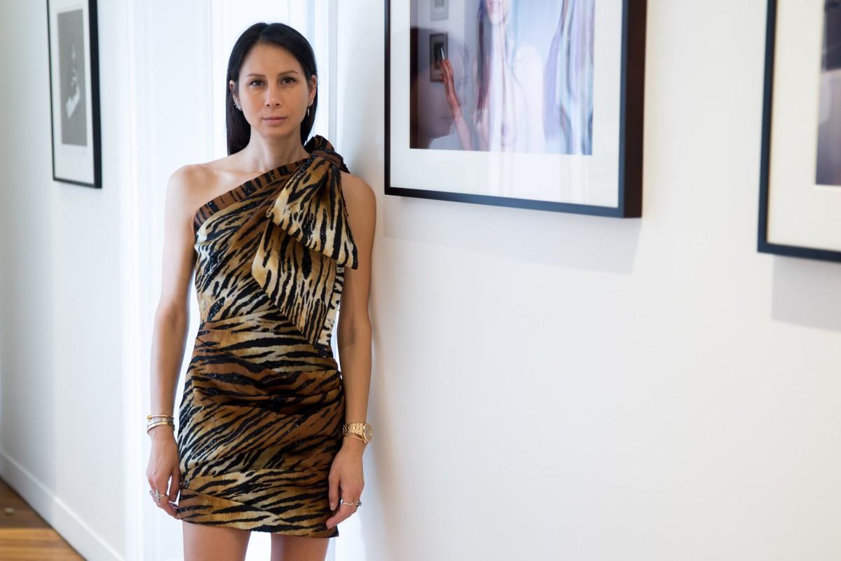 0ab094e7e93 French stylist Mélanie Huynh is a top tastemaker in Paris. Photo: Onazya  Sayah