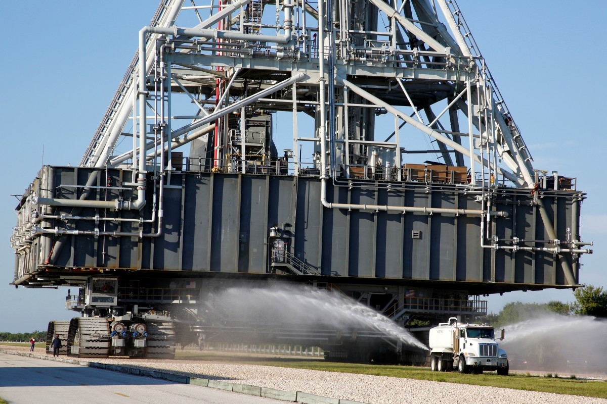 Nasa's Orion spacecraft prepares for key safety test as it rushes ...