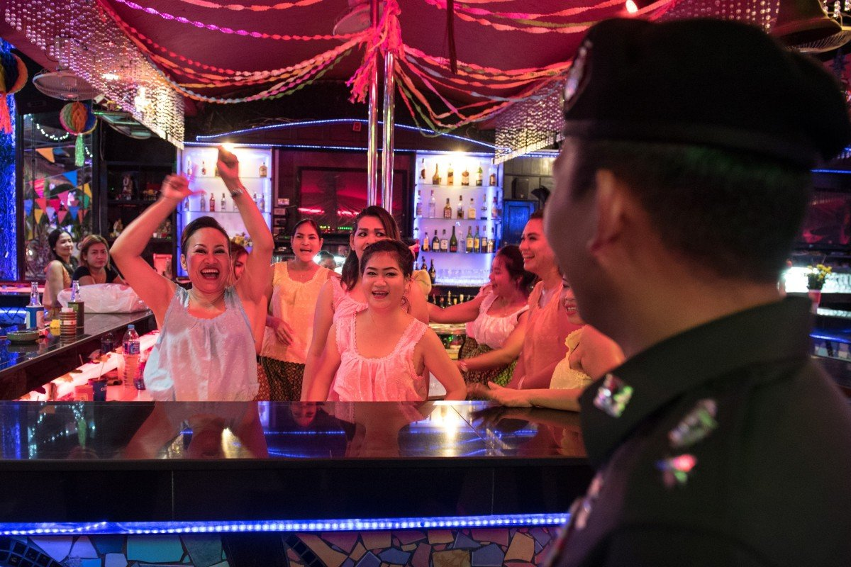 Asian Mature Street Whores - No more prostitutes in Pattaya's Walking Street, apparently ...