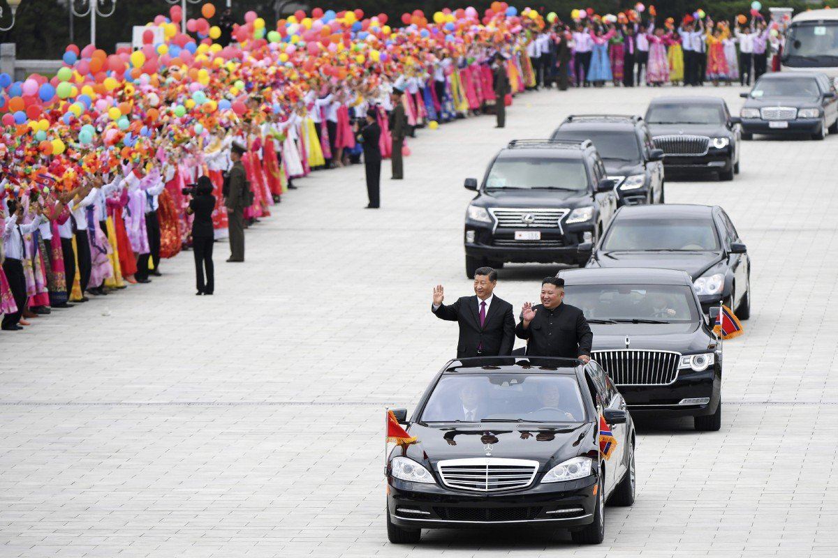 What do Kim Jong-un's limousines reveal about effects of UN