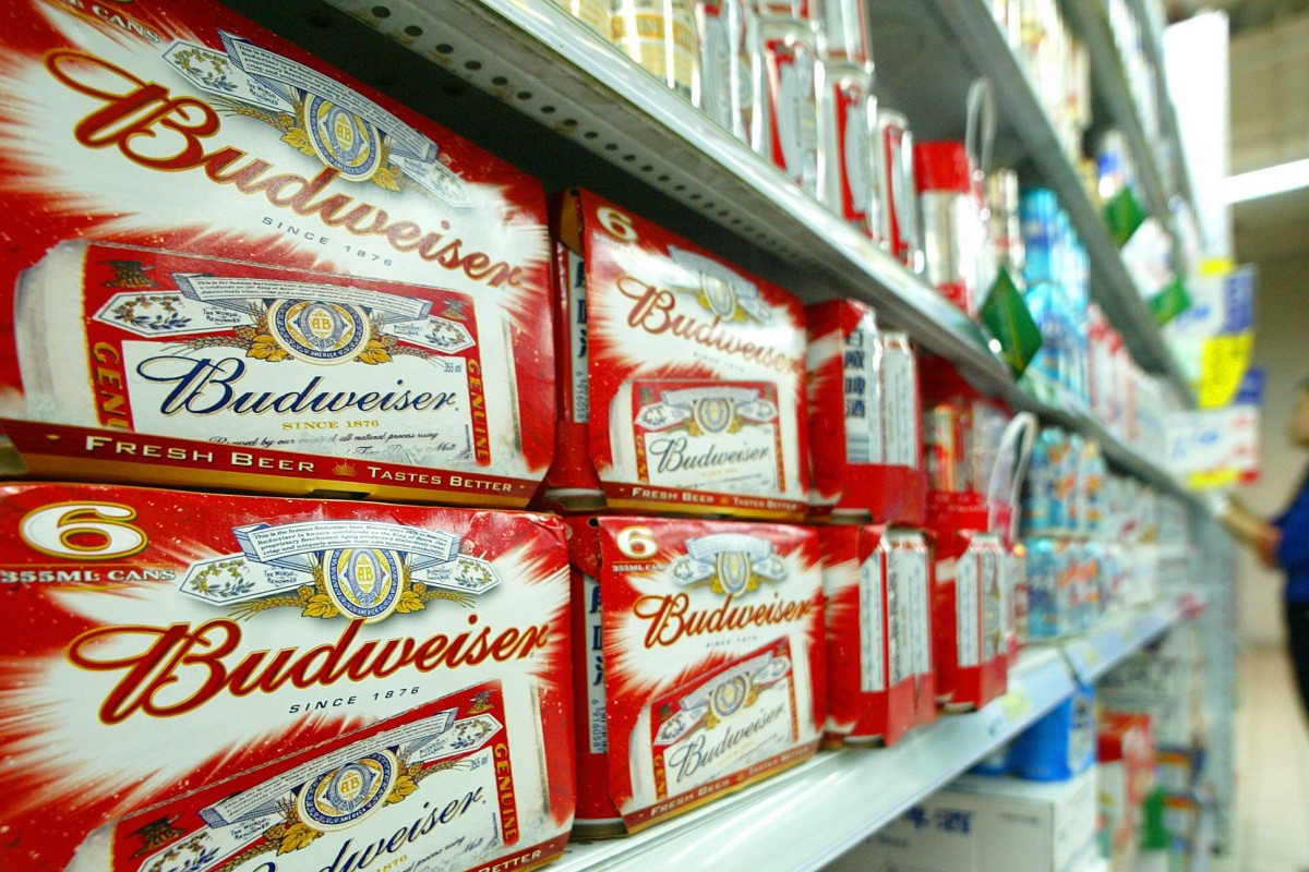 Budweiser asia ipo junked why