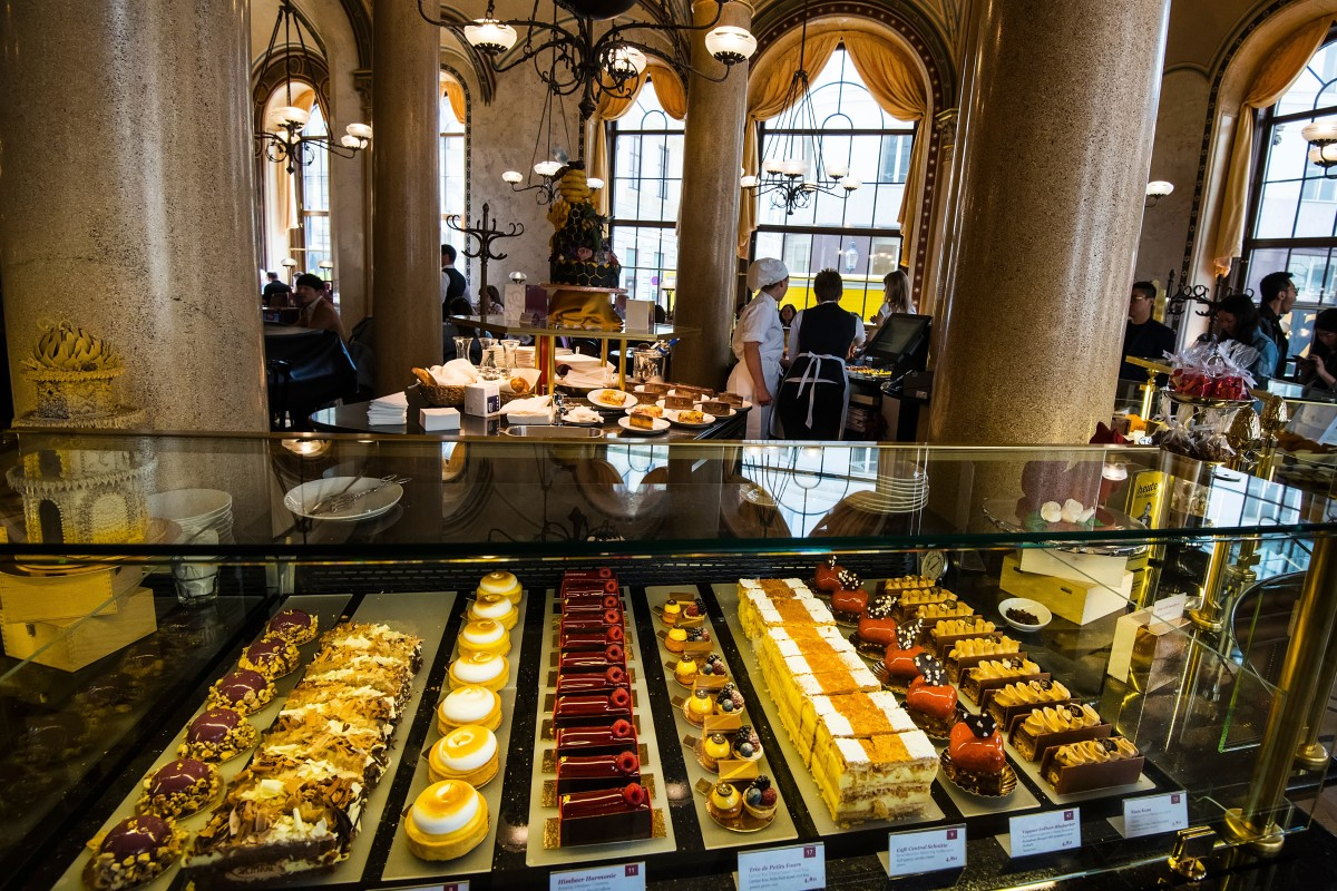 Vienna rediscovers its coffee culture mojo - it's not just your