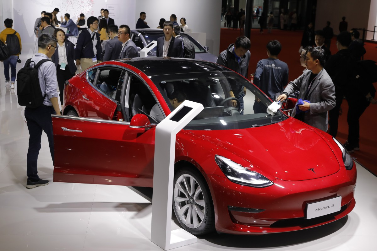 Tesla Surges On Record Quarter Of Deliveries Boosted By Strong